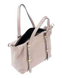 Caterina Lucchi Gray Shoulder Bag