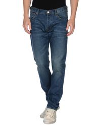Pantaloni jeans di Paul Smith in Blue da Uomo