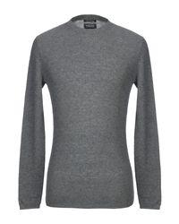 Woolrich Gray Jumper for men