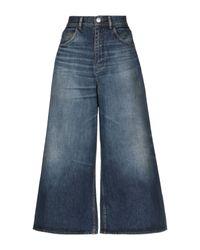 Pantalon en jean Haikure en coloris Blue