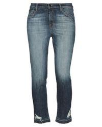 Pantalones vaqueros J Brand de color Blue