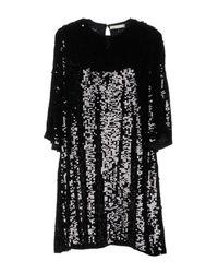Amen Black Kurzes Kleid