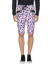 Markus Lupfer - Pink Bermuda Shorts for Men - Lyst