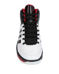 Adidas White High-tops & Sneakers for men