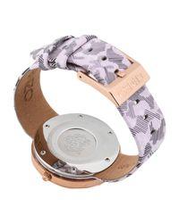 KENZO Pink Wrist Watch