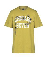 OAMC T-shirts in Yellow für Herren