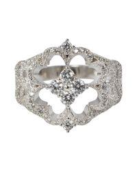 APPLES & FIGS - Metallic Ring - Lyst