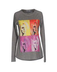 Brigitte Bardot Gray T-shirt