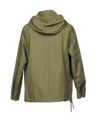 Arpenteur Green Jacket for men