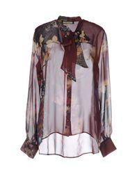 Angelo Marani Multicolor Shirt