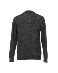 M.v. Maglieria Veneta Gray Sweater for men