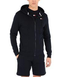 Tommy Sport Blue Sweatshirt for men