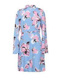 Liu Jo Blue Knielanges Kleid