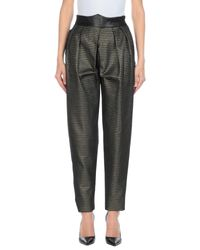 Philipp Plein Metallic Hose