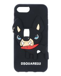 DSquared² Black Covers & Cases