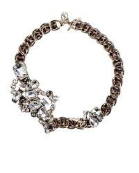 DSquared² Metallic Necklace