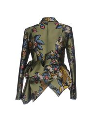 DSquared² Green Blazer