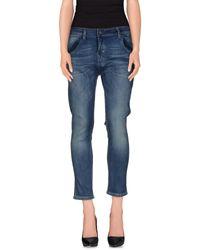 Pantaloni jeans di Meltin' Pot in Blue
