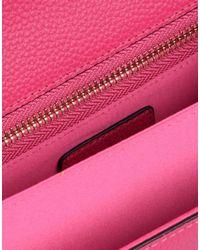 Borse a tracolla di Mia Bag in Pink