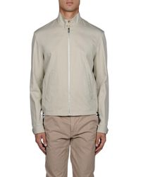 Maison Margiela - Gray Jacket for Men - Lyst