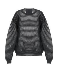 Pullover di Philipp Plein in Black