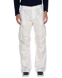 Pantalones Armani Jeans de hombre de color Black