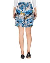 5preview Blue Bermuda Shorts