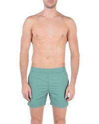 Short de bain Carhartt pour homme en coloris Green