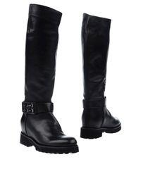 Chiarini Bologna Black Boots