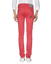 Roy Rogers Jeanshose in Red für Herren