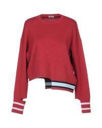 Pullover Mrz de color Red