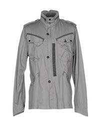 Denham Gray Jacket for men