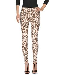 Le Fate - White Leggings - Lyst