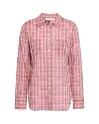 Vanessa Bruno Pink Shirt