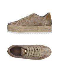 Guess Metallic Low-tops & Sneakers