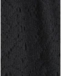 Dolce & Gabbana - Black Knee Length Skirt - Lyst