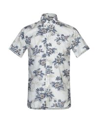 Camicia di Xacus in Natural da Uomo