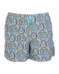 Short de bain Roda At The Beach pour homme en coloris Blue