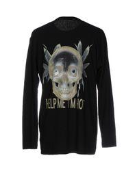 Yohji Yamamoto - Black T-shirt for Men - Lyst