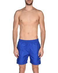 Carhartt - Blue Swimming Trunks for Men - Lyst