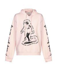 Sweat-shirt McQ Alexander McQueen pour homme en coloris Pink