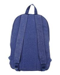 Herschel Supply Co. Blue Backpacks & Fanny Packs