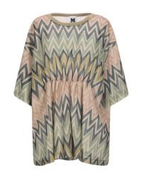 Blouse M Missoni en coloris Green