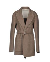 Céline Natural Coat
