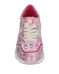 Serafini - Pink Low-tops & Sneakers - Lyst