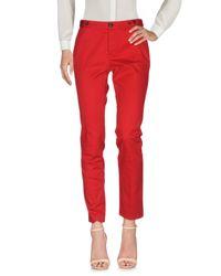 Pantalon DSquared² en coloris Red