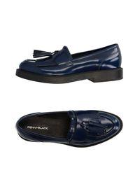 Pennyblack Blue Loafer