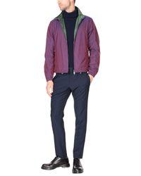 Prada Purple Jacket for men