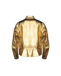 R13 Metallic Jacket
