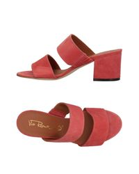 Via Roma 15 Multicolor Sandals